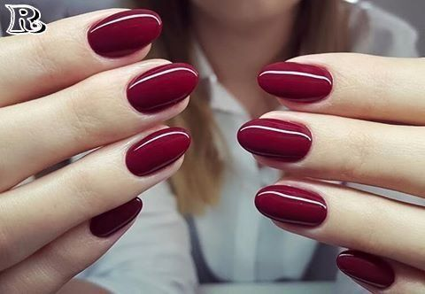 70 Trendy Burgundy Nails Designs Ideas You Definately Have To Try Page 26 Tiger Feng