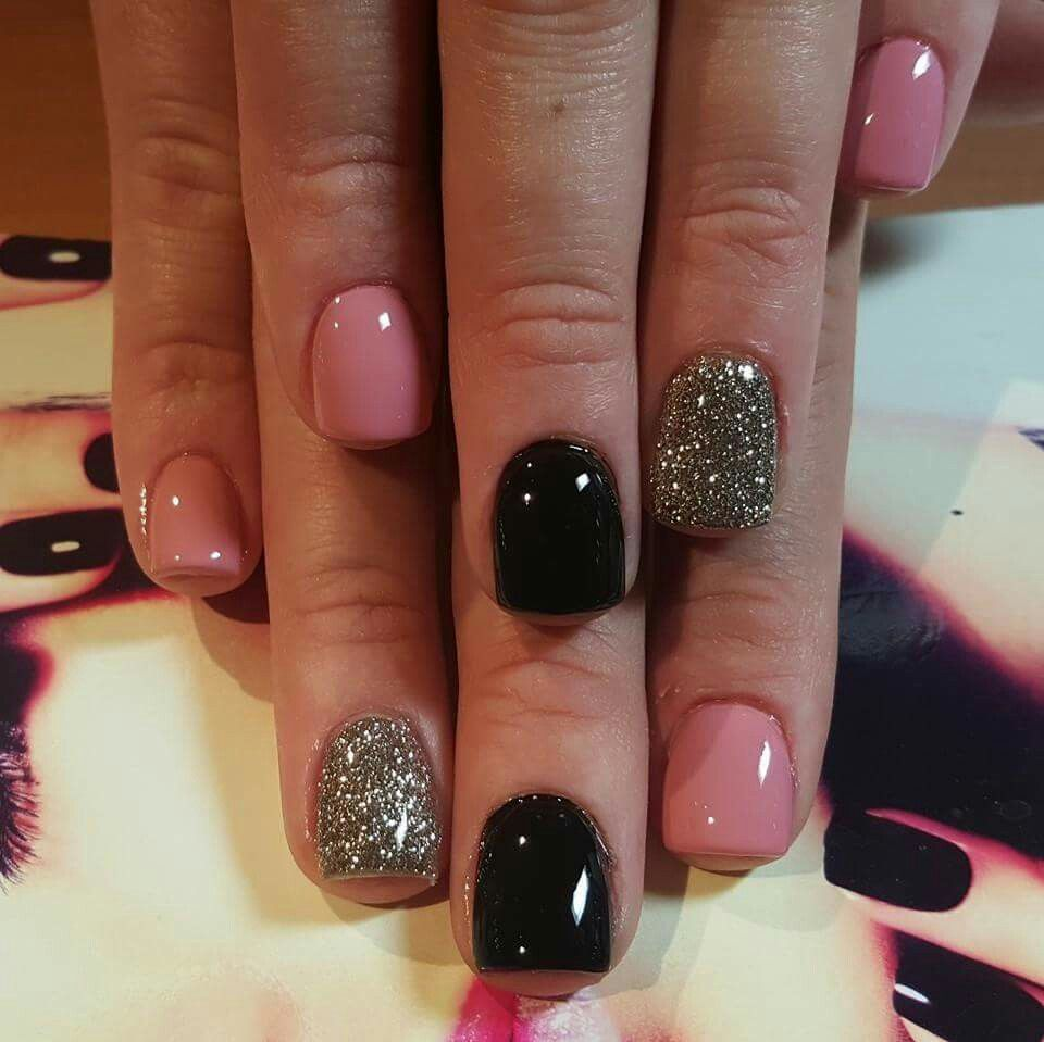 73 Pretty Short Gel Nail Art Designs And Ideas Page 59