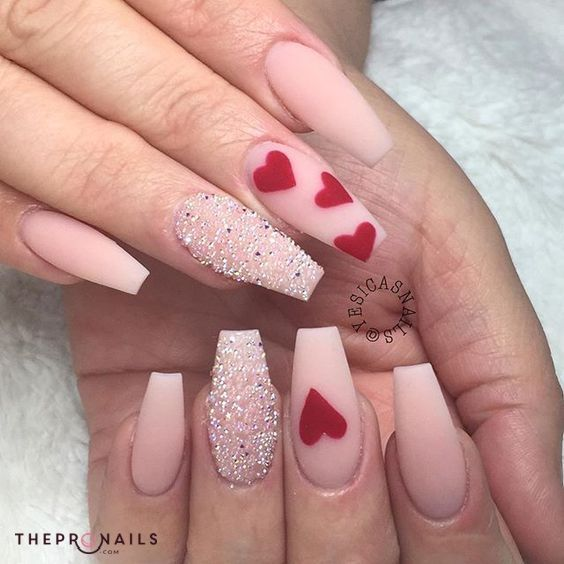 30 Adorable Mother's Day Nail Art Designs