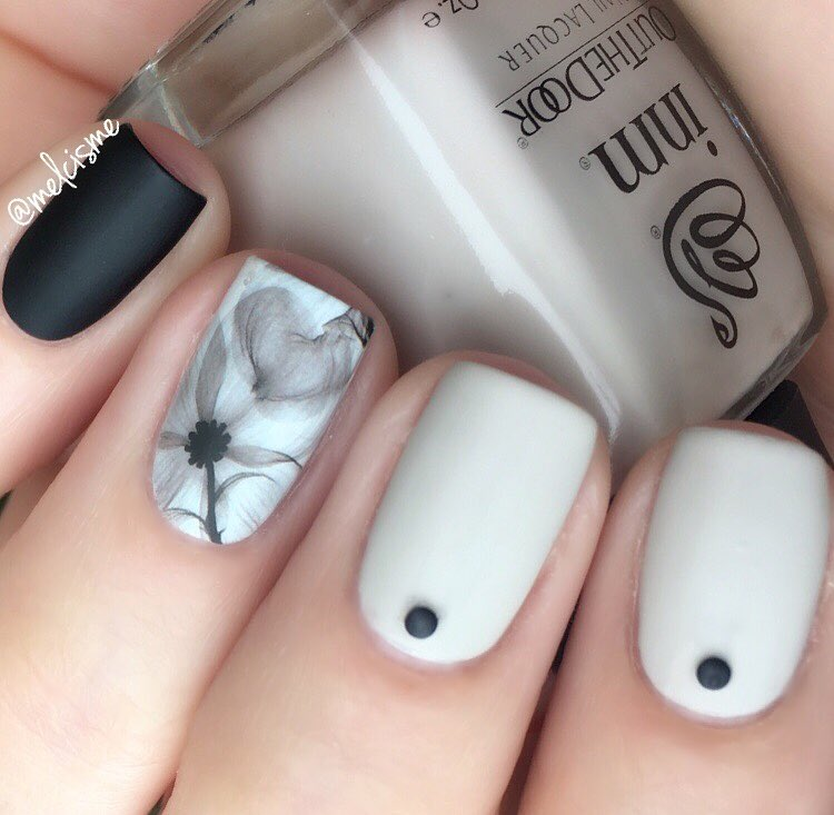 60 Trendy Square Nail Art Designs and Colors