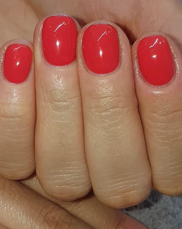 45 Stunning Red Nail Designs You'll Love To Try