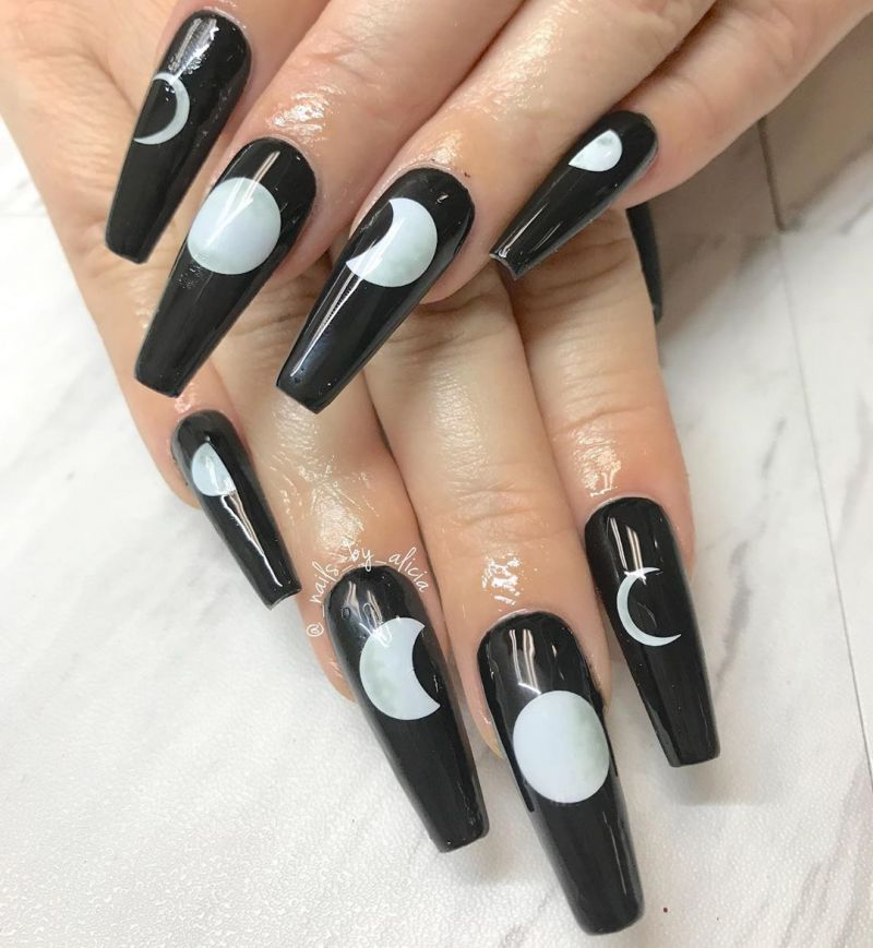 51 Trendy Witch Nail Art Designs For Halloween
