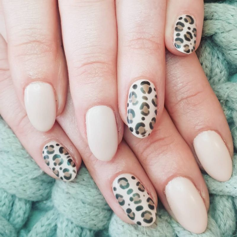 50 Trendy Leopard Print Nail Art Designs You Will Love