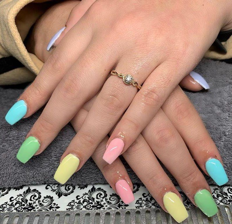 60 Cute and Stylish Pastel Nails to Inspire You