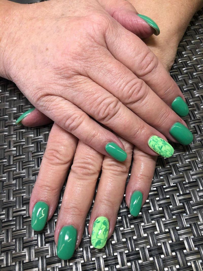 55 Pretty Acrylic Nails for Spring Make You Happy