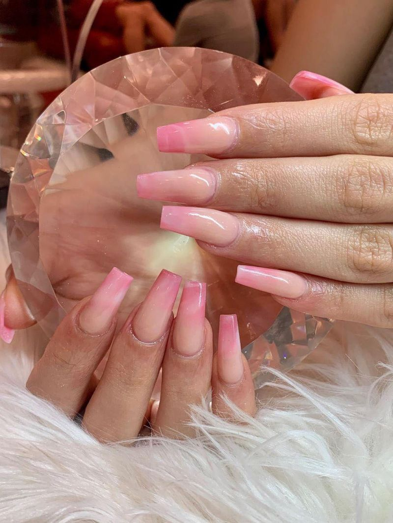 30 Trendy Ombre Acrylic Nails To Inspire You