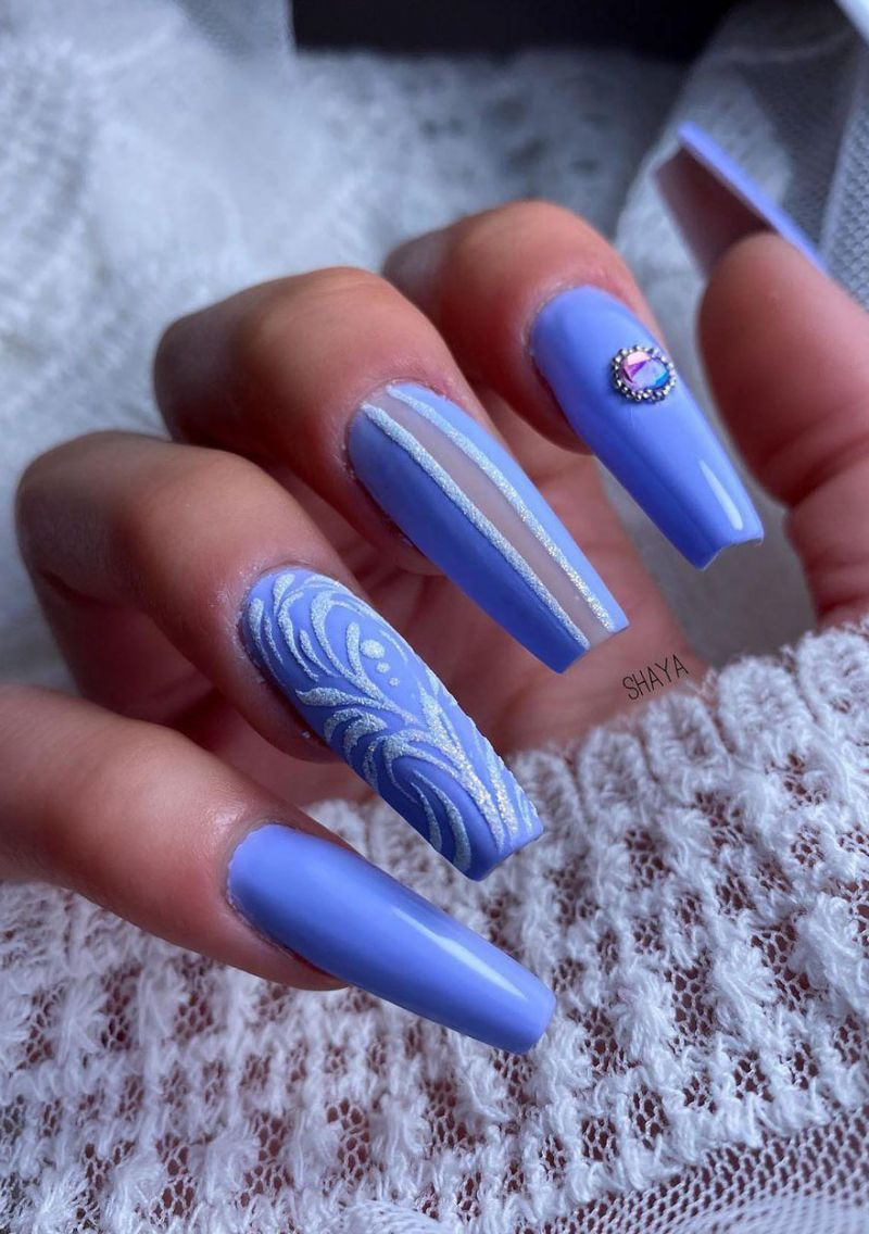 30 Trendy Summer Gel Nails You Should Try