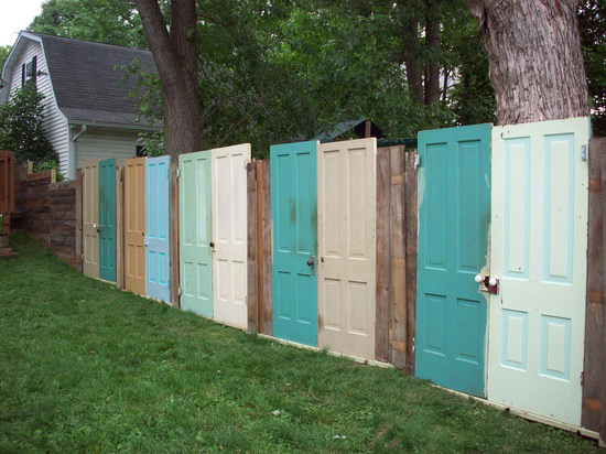 Creative Diy Fence Design Ideas